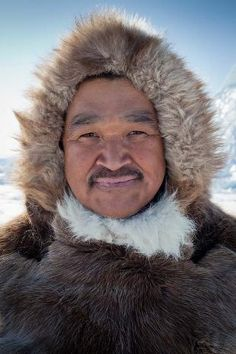 Greenland. No matter the ethnicity, all of us are human; all of us are actually members of the same race, biologically. What an amazing display of faces the world of mankind presents!