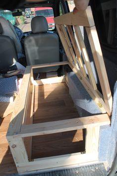Minimalism, Vans, Chair, Camping, Life, Outdoor, Furniture, Home Decor, Pickup Trucks