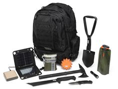 Be Ready To Hit The Road With Everything You Need At A Moments Notice With The ZD-873 Bug Out Bag. If You Wait Until The Zombies Show Up It Will Be Too Late!