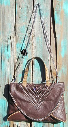 ed8b1632c3 hippie bohemian cowgirl rhinestone western purses with detachable chain  straps