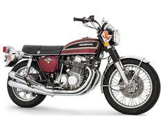 1976 Honda CB750 K6/F1/A