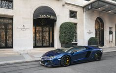 Lamborghini Aventador Roadster by DMC | Flickr - Photo Sharing!