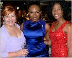 With Amalia van Jaarsveld, Unathi Msengana and Elle Manamela. Life Moments, Van, In This Moment, Awards, Vans
