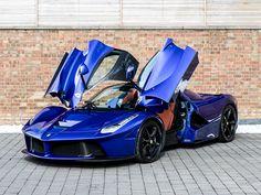 Ferrari Laferrari, Lamborghini, Exotic Sports Cars, Exotic Cars, Alfa Romeo, Jaguar Xk, Orange Leather, Sport Cars, Luxury Cars