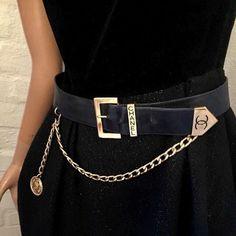 Bringing back the chain belt