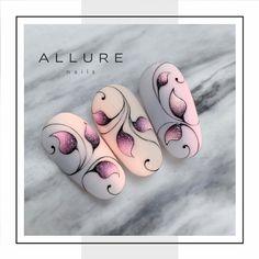 Acrylic Nail Designs, Nail Art Designs, Acrylic Nails, Flower Nails, Simple Nails, Nails Inspiration, Cute Nails, Ornament, Makeup