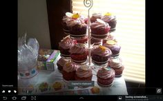 Candyland cupcakes