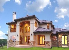 Foreign home decor elegance to the completion of the house and get the feel perfect ..