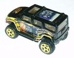 Sacramento Kings Hot Wheels Hummer Custom NBA Diecast Car  $3.50 USD