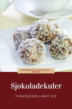 Doughnut, Food Ideas, Muffin, Food And Drink, Snacks, Breakfast, Healthy, Desserts, Norway