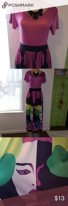 COLORFUL DRESS Beautiful, vibrant and unique dress Dresses