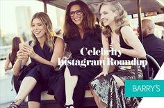 Celebrity Instagram Roundup