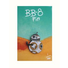BB-8 Enamel Pin