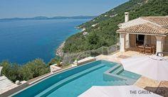 Luxury Villas in Corfu, Corfu luxury villa rentals, Villa Grillo, Ionian Islands, Greece