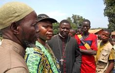 Shocked by an escalation of killings, rapes and other abuses committed by Muslims against Christians, and vice versa, in the Central African Republic (CAR), leading clerics from both faiths recently travelled together to preach peace and listen to tales of horror.