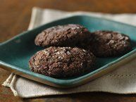 Crunchy Fudge Cookies (Gluten Free) Recipe from Betty Crocker