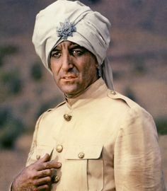 """Peter Sellers as Hrundi V. Bakshi in """"The Party"""""""