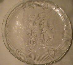 Arcoroc Canterbury Floral Design Dinner Plates - 1 Plate #arcoroc #dinner #plates