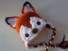 """This would go perfectly with Micah's """"what does the fox say?"""" obsession."""