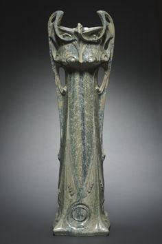 Hector Guimard. Vase des Binelles, 1903.