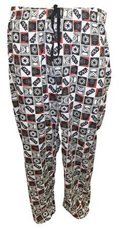 Star Wars Mens Lounge Pants Medium @ niftywarehouse.com #NiftyWarehouse #Geek #Products #StarWars #Movies #Film