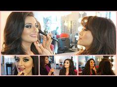 Victoria's Secret Angel Romantic & Sexy Date Night Makeup and Hair Tutorial Easy Makeup Tutorial, Makeup Tutorials, Angel Makeup, Date Night Makeup, Victoria Secret Angels, Simple Makeup, Get The Look, Beauty Makeup, Makeup Looks
