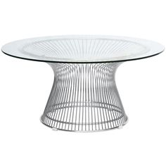 This classic table will surely make quite a statement as the focal point of your dining room. The Table Designed in 1966, is truly a unique piece. Considered by many to be a design icon of the modern
