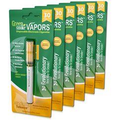 Vienkartinės cigaretės Absolute Tobacco