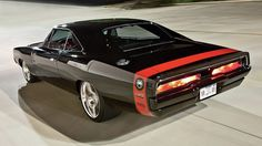 1969 Dodge Charger RT With Viper V-10 Engine