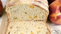 PINEAPPLE QUICK BREAD - Butter with a Side of Bread Coconut Bread Recipe, Best Bread Recipe, Zucchini Bread Recipes, Quick Bread Recipes, Sweet Recipes, Fruit Bread, Dessert Bread, Banana Bread, Dessert Recipes