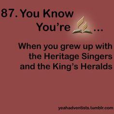 Kings Heralds, Heritage Singers, etc