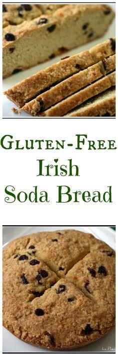 Gluten-Free Irish Soda Bread - simple and delicious!