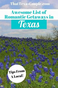Romantic Getaways in Texas - That Texas Couple