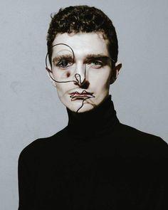 Ernesto artillo Ernesto Artillo, Halloween Face Makeup
