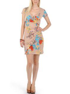 38c5f0dc28d080 Smashed Lemon dress in Rose £12.87   dress-for-less.co.