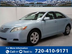 2009 *Toyota*  *Camry* *LE*  76k miles $8,623 76906 miles 720-410-9171 Transmission: Automatic  #Toyota #Camry #used #cars #AssetRecoverySolutions #Englewood #CO #tapcars