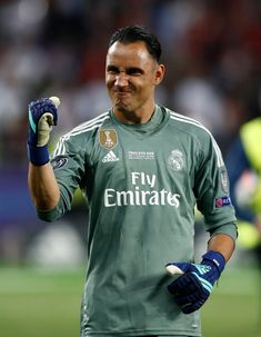 781b531e26a Keylor Navas of Real Madrid is seen during the UEFA Champions League final  between Real Madrid and Liverpool on May 26 2018 in Kiev Ukraine