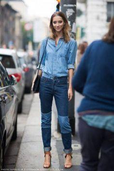 Jeans + Jeans :: Bella Dicas