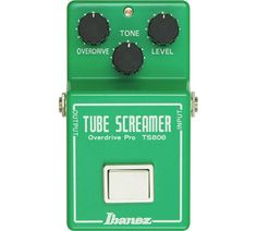 Win an Ibanez TS-808 Tube Screamer Overdrive Pro