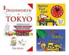 August Carnival of Children's Literature