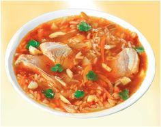 Top 3 receptury zup kharcho