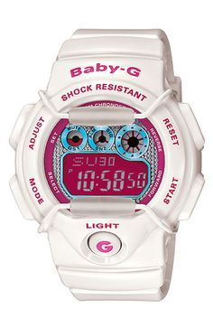 4f0e5ef70c1bd Baby-G  Tropical Paradise  Digital Watch
