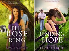 The Cooper Family (2 Book Series) by Lucie Ulrich
