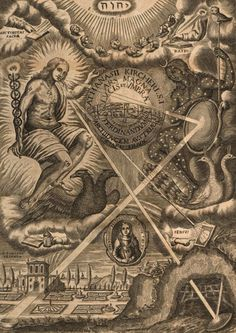 Athanasius Kircher. Ars Magna Lucis et Umbrae (The Great Art of...
