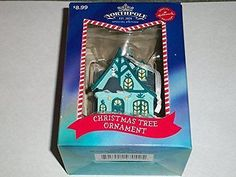 Product Description THESE ORNAMENTS WERE NOT SOLD IN HALLMARK STORES BUT ONLY IN A FEW SELECT LOCATIONS THAT SELL HALLMARK PRODUCTS. Features: - HALLMARK NORTHPOLE SPECIAL DELIVERY EDITION ORNAMENTS -