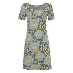 Le Pep kjole - Crystel Dress - Multi Blue