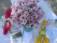 "A Birthday ""Tea"" Party :)"