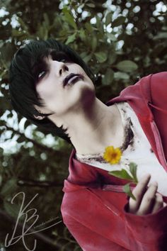 R from Warm Bodies cosplay by PsYcHwArD21093
