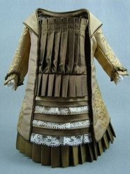 Dress Gallery 2012 - Carol H. Straus - Antique Doll Fashions - Textile Artist