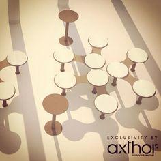 BUR BENCH BY AXTHOR OUTDOOR FURNITURE www.axthor.com